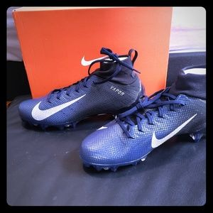 Nike 11.5 Vapor Untouchable Pro 3 Black Navy Blue